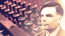 A. Turing - Enigma